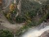 Valcros - En haut de la grande cascade