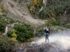 Valcros - Approche de la grande cascade
