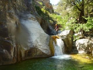 Richiusa - Oserez-vous le Matrix à gauche de la cascade ?