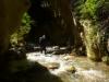 Soleil dans la rivière