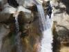 Dans les cascades